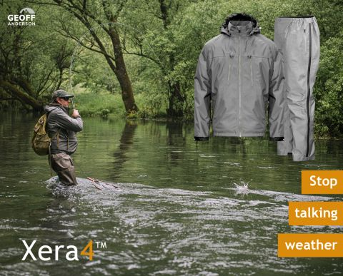 Fishing gear for all active anglers and anglers from Geoff