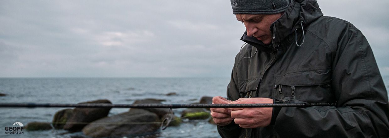 Henrik Reiters five tips for seatrout on the coast