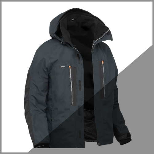 Dozer 6 new waterproof jacket