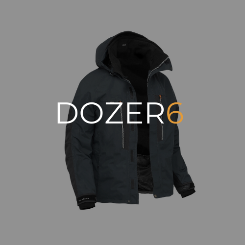 Dozer 6 waterproof jacket
