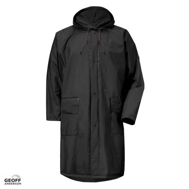 Xylo Raincoat Black S/M